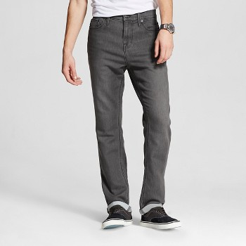 Mossimo Supply Co. Mens Slim Straight Knit Jeans
