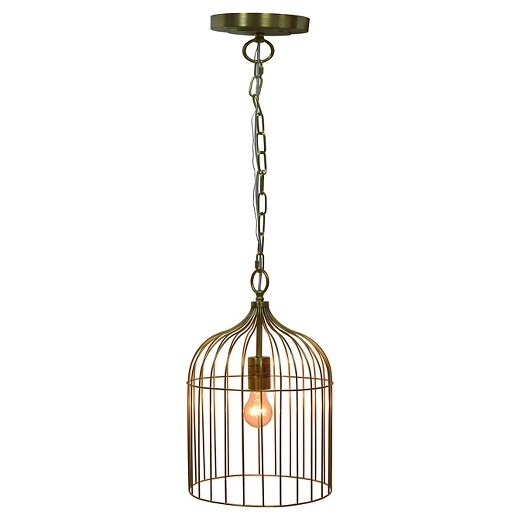 Cage Pendant Ceiling Light