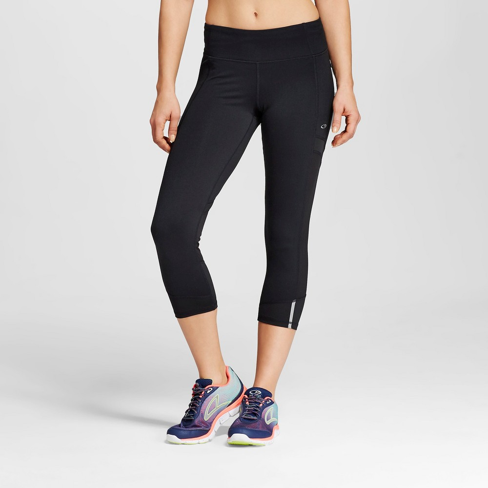 Women's Run Capri - C9 Champion - Black L