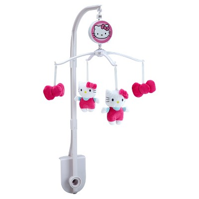 Hello Kitty Cute as a Button Mobile