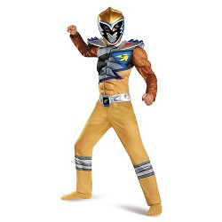 Power Rangers Dino Charge: Ranger Muscle Child Costume