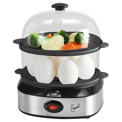 Emeril™ 2-1 Egg Cooker and Steamer