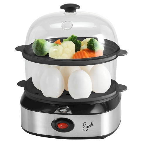 Emeril™ 2-1 Egg Cooker and Steamer - image 1 of 2