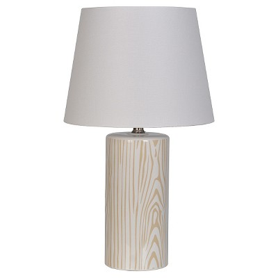 Log Column Table Lamp - Pillowfort™