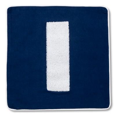 Varsity Monogram Pillow Cover - 16 x16  - Letter I - Pillowfort™