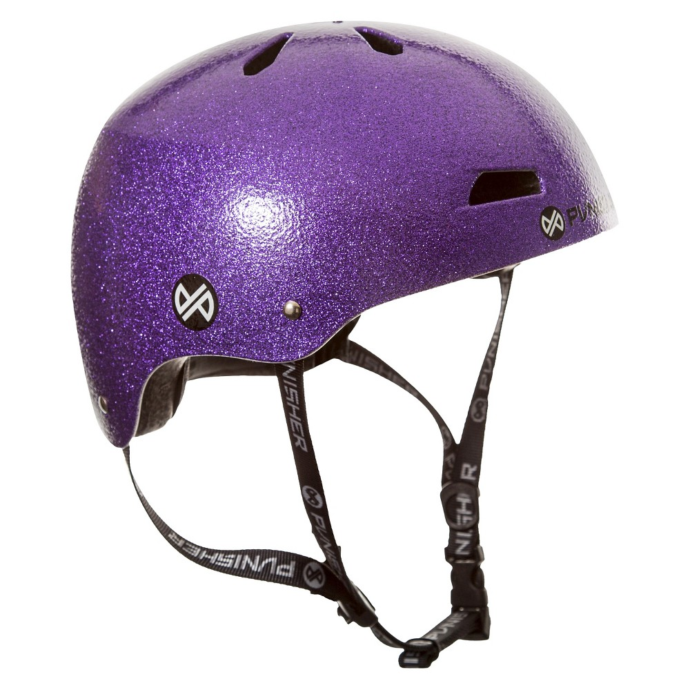 Punisher Skateboards Pro 13-Vent Dual Safety Bmx Bike and...