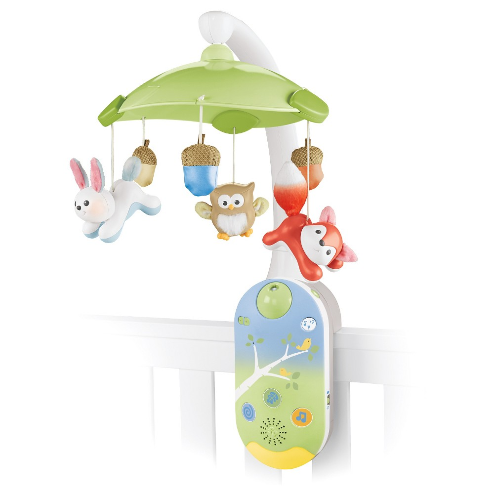 Fisher-Price Mobile, White