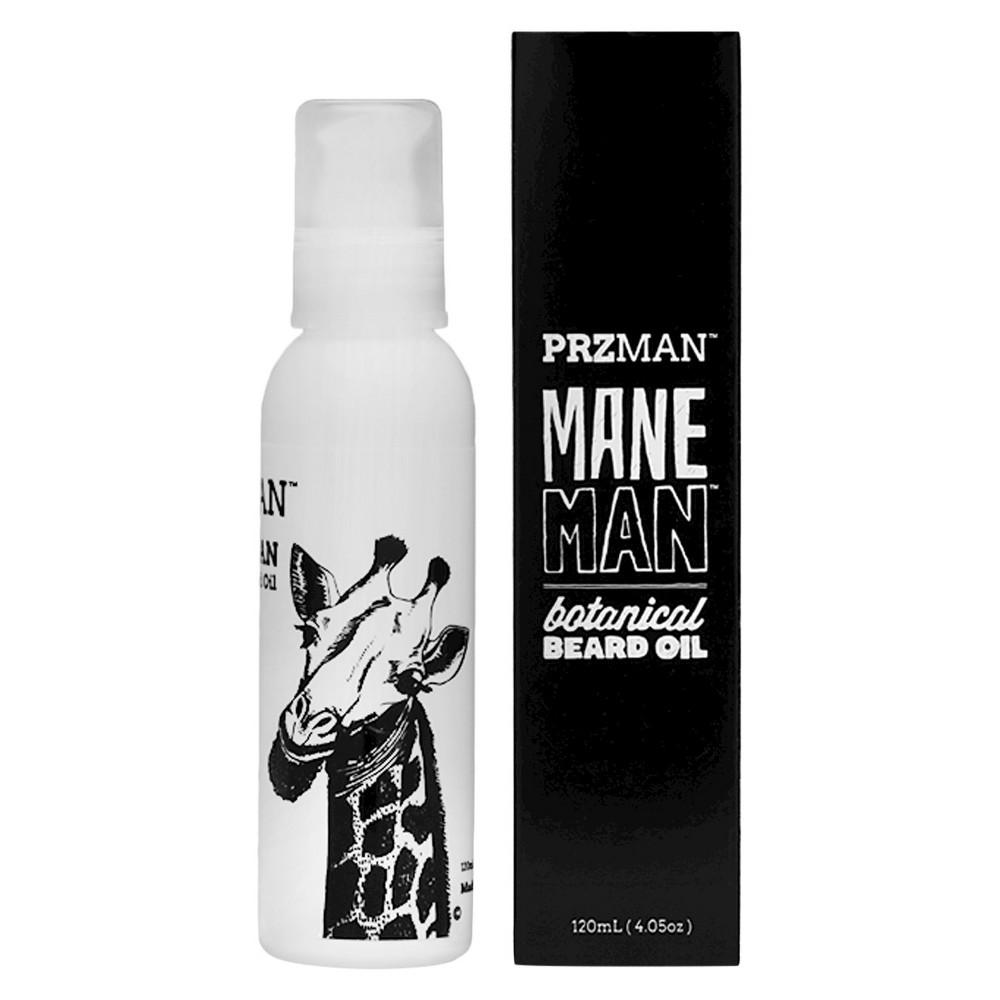 Przman Mane Man Botanical Beard Oil 4.05 oz