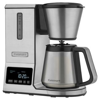 Cuisinart® 8 Cup Pour Over Coffee Brewer Coffee Maker - Stainless Steel CPO-850