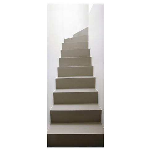Art.com Wallpaper Mural - Turning Staircase Door - image 1 of 2
