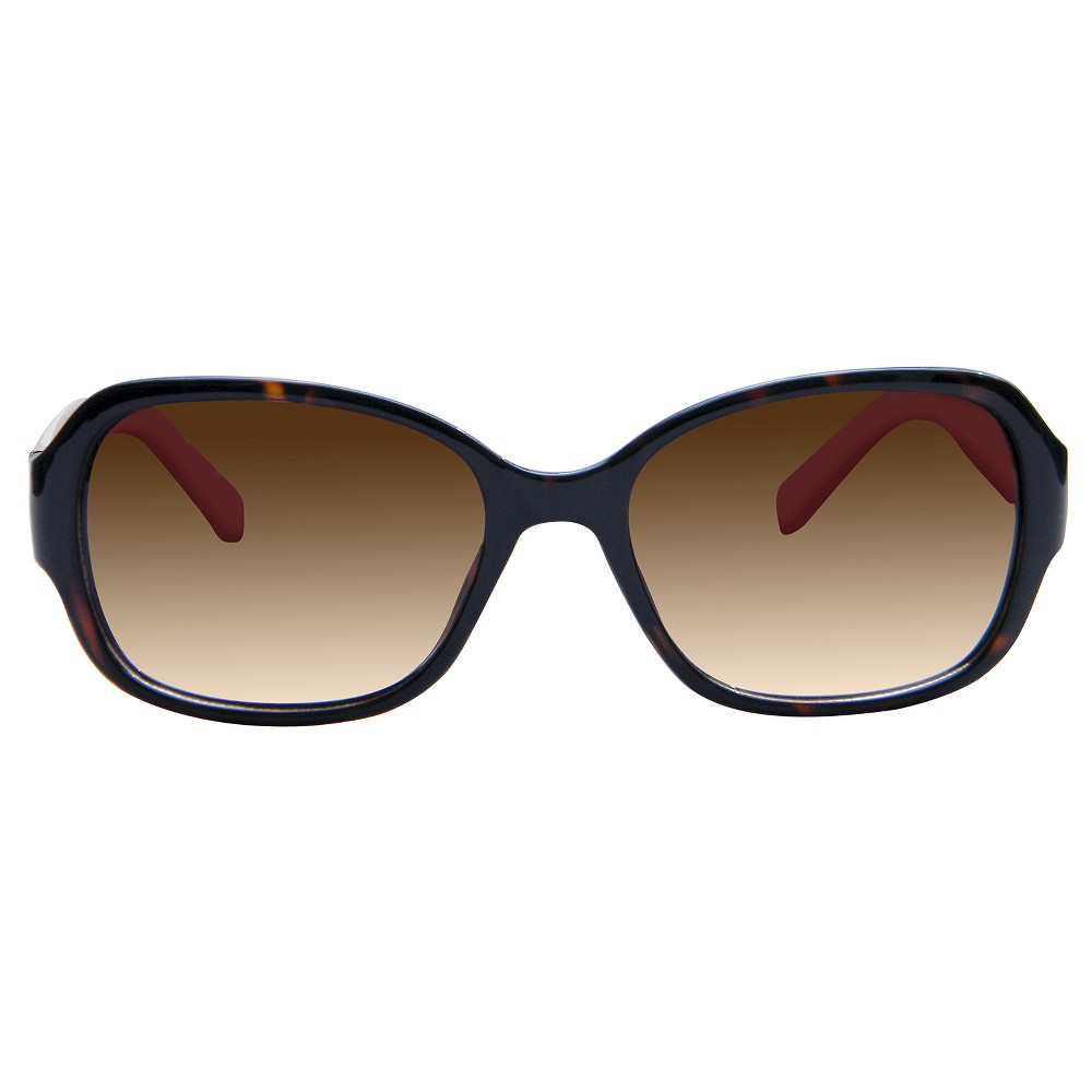 Rectangle Sunglasses - Brown, Womens