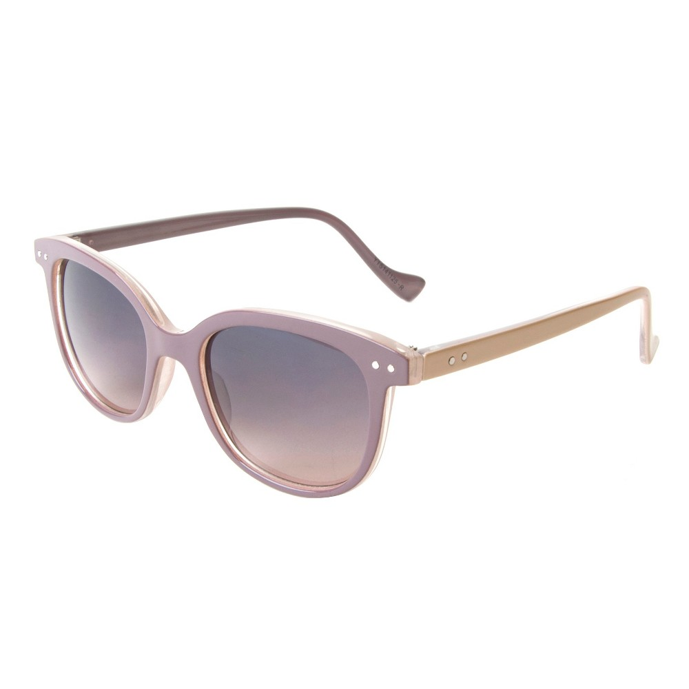 Womens Surf Sunglasses- Tan, Brown