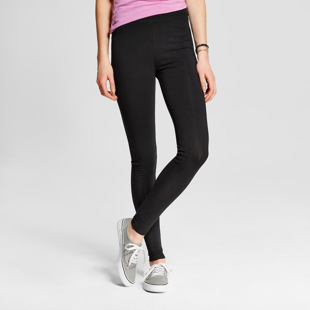 Womens Long Leggings Black S - Mossimo Supply Co. (Juniors)
