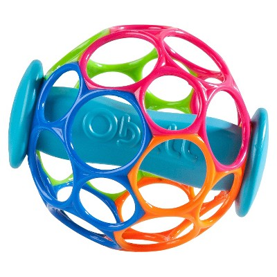 Oball™ O-Float Bath Toy - Blue/Orange