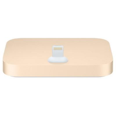 Apple® iPhone Lightning Dock - Gold