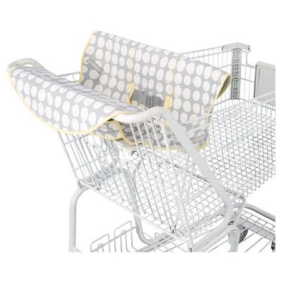Comfort & Harmony® Cool Wazoo 4-in-1 Neoprene Cart Cover in Gray Dot