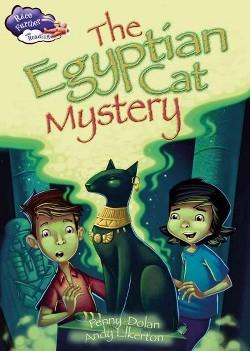 Egyptian Cat Mystery (Library) (Penny Dolan)
