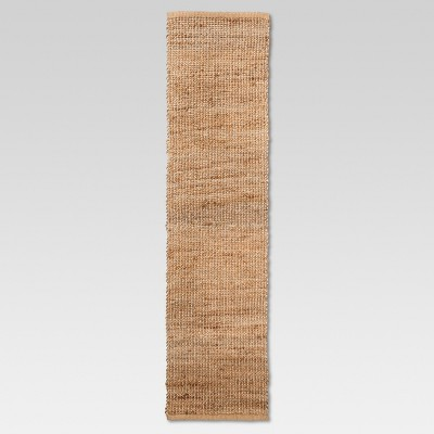 Natural Metallic Runner (22 X84 )- Threshold™