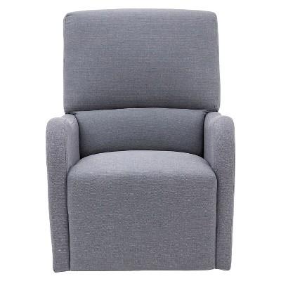 Shermag Luca Upholstered Glider Chair - Gray  sc 1 st  Target & Shermag Luca Upholstered Glider Chair - Gray : Target islam-shia.org