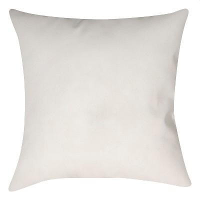 'White Monogram G Throw Pillow 16''x16'' - Surya'