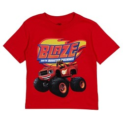 Toddler Boys' Blaze and the Monster Machine T-Shirt