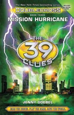 Mission Hurricane : Library Edition (Jenny Goebel)