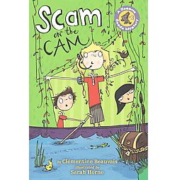 Scam on the Cam (Hardcover) (Clementine Beauvais)