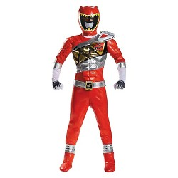 Power Rangers Dino Charge Boys' Ranger Costume - Small