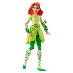 DC Super Hero Girls' Poison Ivy 6-Inch Action Figure