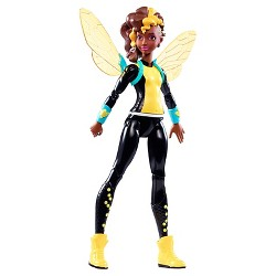 DC Super Hero Girls' Bumble Bee 6-Inch Action Figure