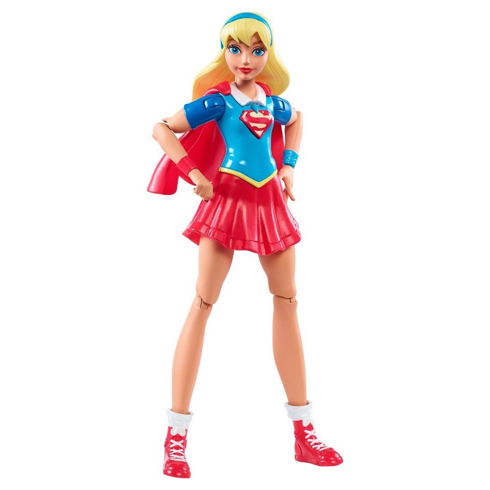 DC Super Hero Girls' Super Girl 6-Inch Action Figure