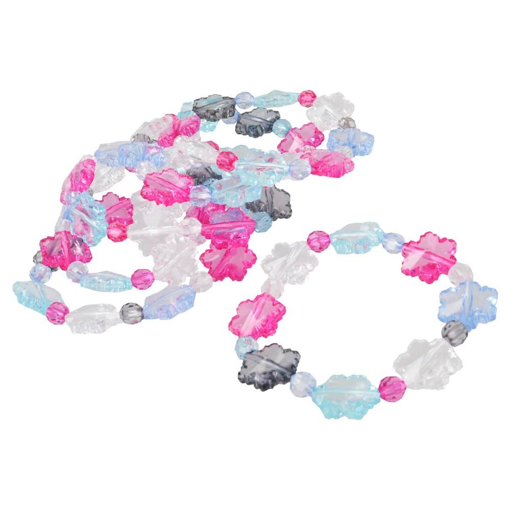 6ct Snowflake Bracelet - Spritz, Kids Unisex