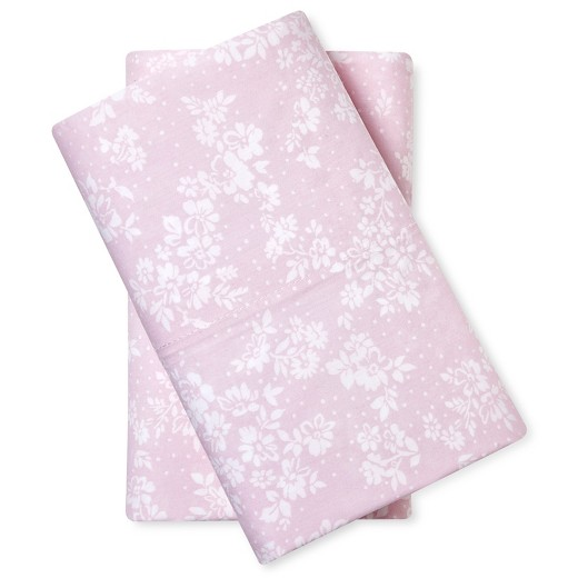 Target Shabby Chic Pillow Cases : Pillowcase (King) Pink Cashmere - Simply Shabby Chic : Target