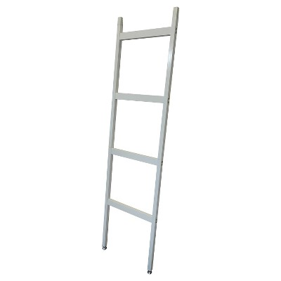 5 ft. Storage Ladder White - Threshold™