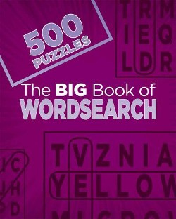 Big Book of Wordsearch : 500 Puzzles (Paperback)