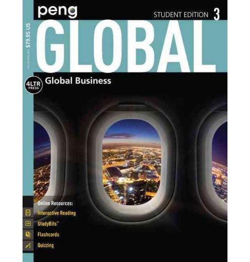 Global3 : Global Business (Student) (Paperback) (Mike W. Peng) - image 1 of 1