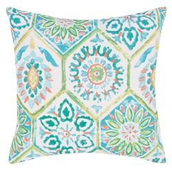 Veranda Old Summer Breeze Throw Pillow - Jaipur