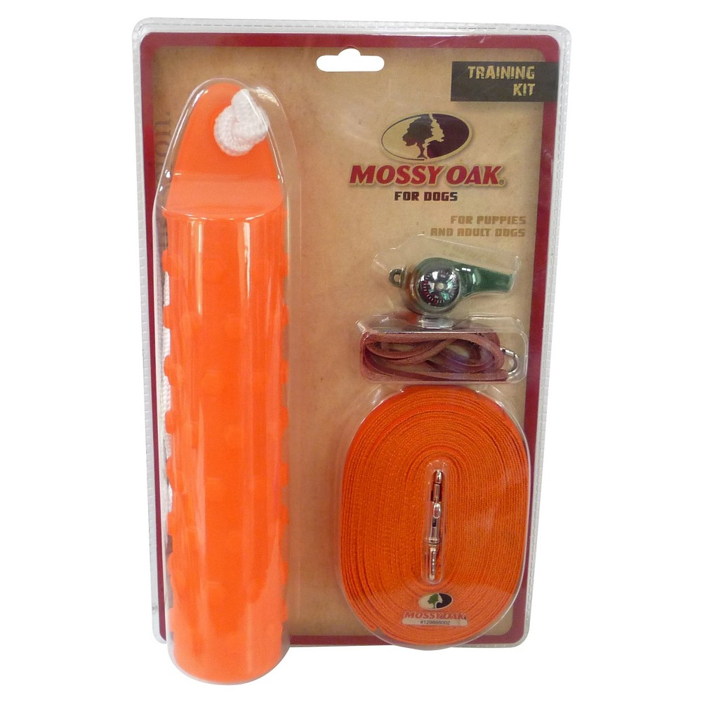 Mossy Oak Training Kit Pet toy, Multi-Colored