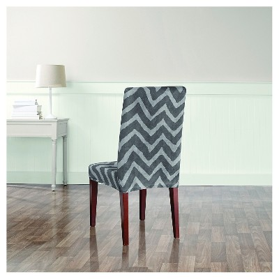 Plush Chevron Dining Room Chair Slipcover   Sure Fit. Shop This Collection.  $19.79 ...
