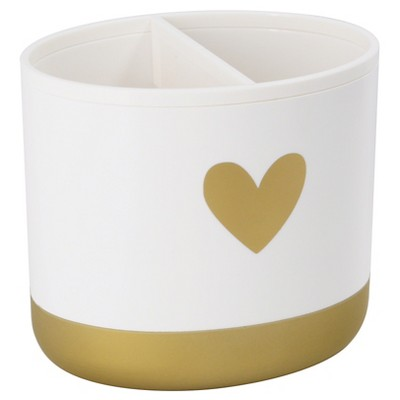 Heart Toothbrush Holder Multicolored - Pillowfort™