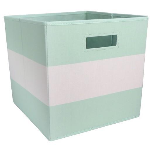 fabric cube storage bin 13quotx13quot pillowfort target