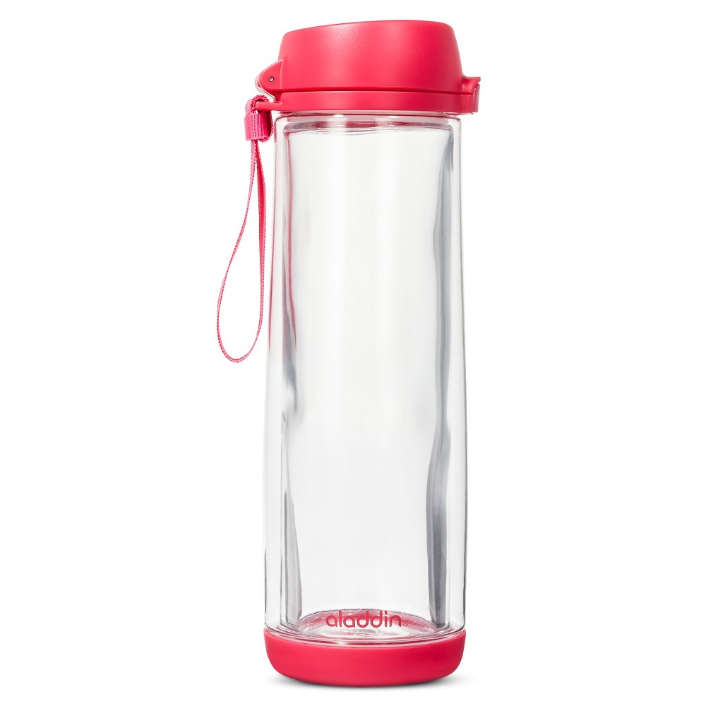Aladdin Encase 18 oz Water Bottle – Pink