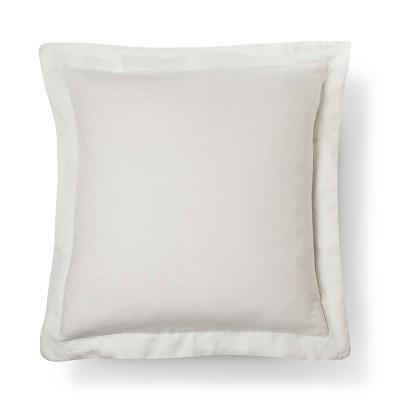 linen pillow sham euro fieldcrest