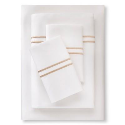 Supima Hotel Sheet Set (Queen)Sea Salt - Fieldcrest™