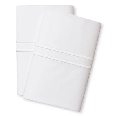 Supima Hotel Pillowcase Set (Standard)White - Fieldcrest™