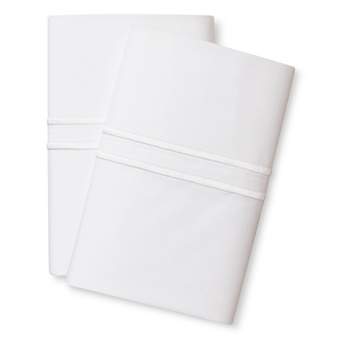 Supima Hotel Pillowcase Set  - Fieldcrest™ - image 1 of 1