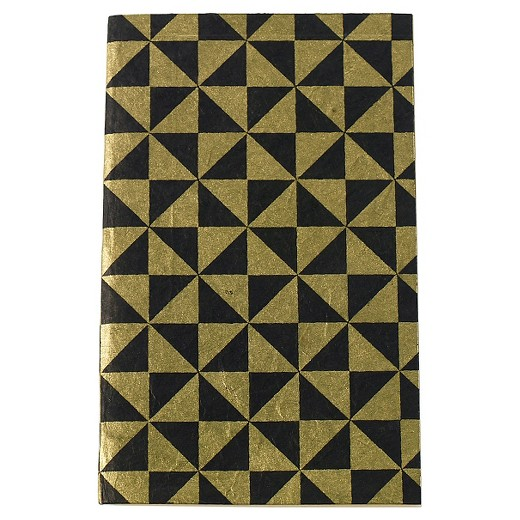 Accent Decor Journal No Rule Black And Gold Target