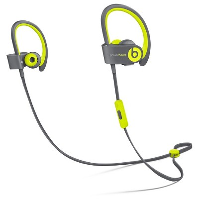 Beats® Powerbeats2 Wireless In-Ear Headphones Yellow