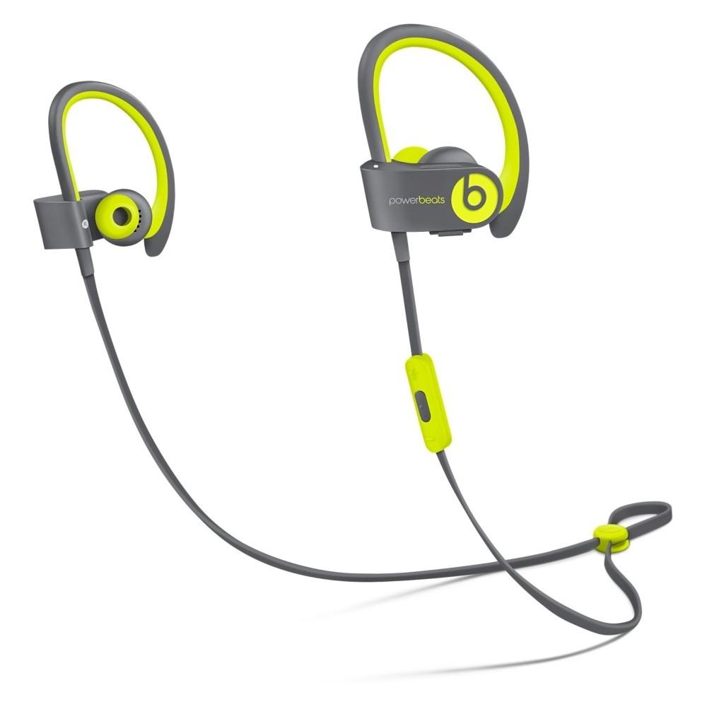 Beats Powerbeats2 Wireless In-Ear Headphones Yellow