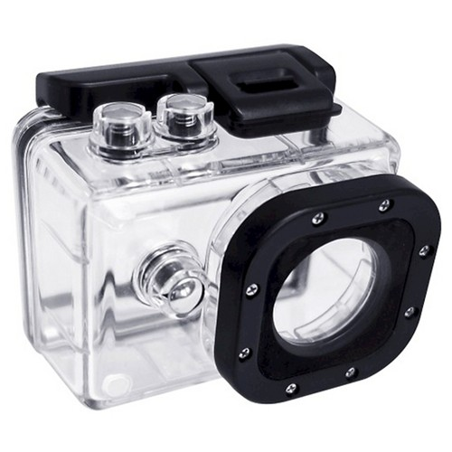 Activeon Detachable and Portable Camera and Camcorder Mounts - Black/ White (AA06A), Clear